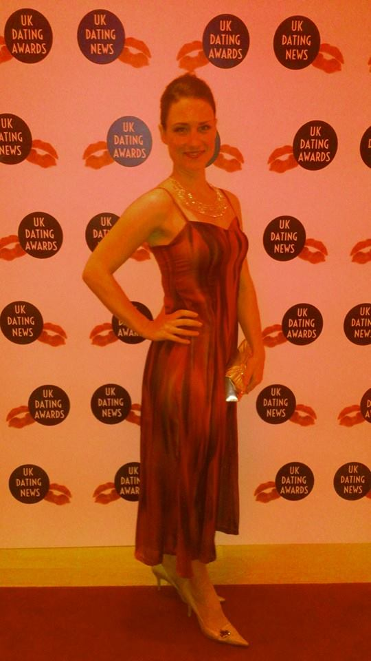 Shortlisted Dating Expert 2015